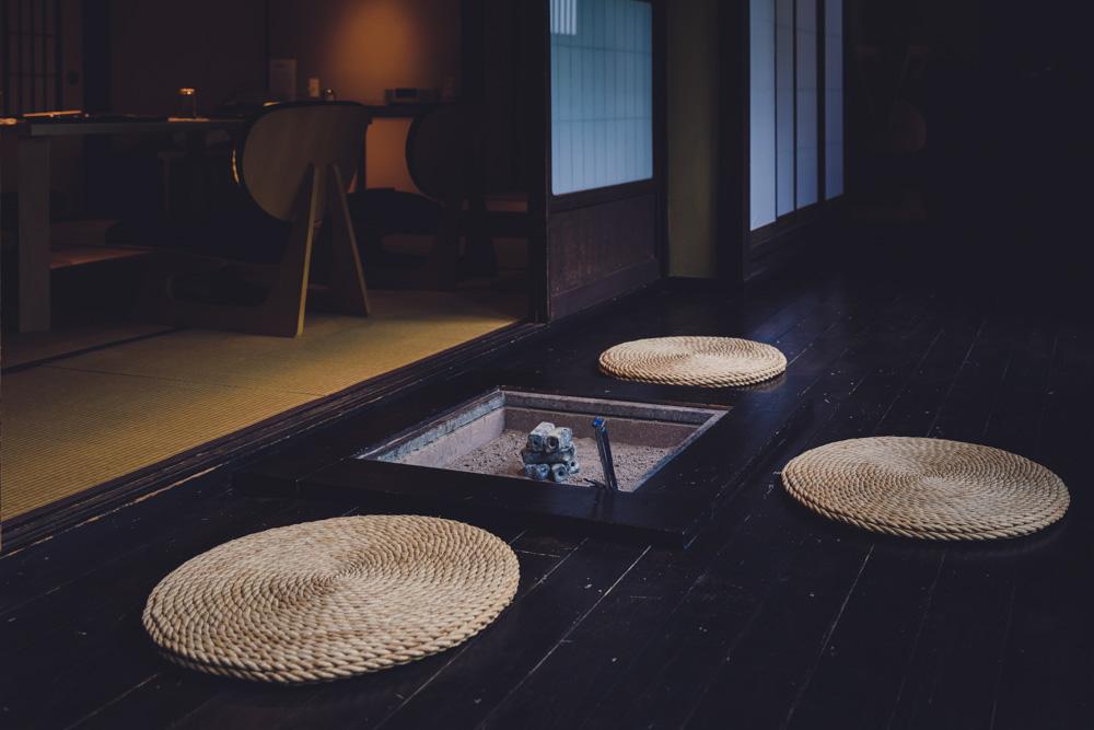 囲炉裏の宿「和田屋」