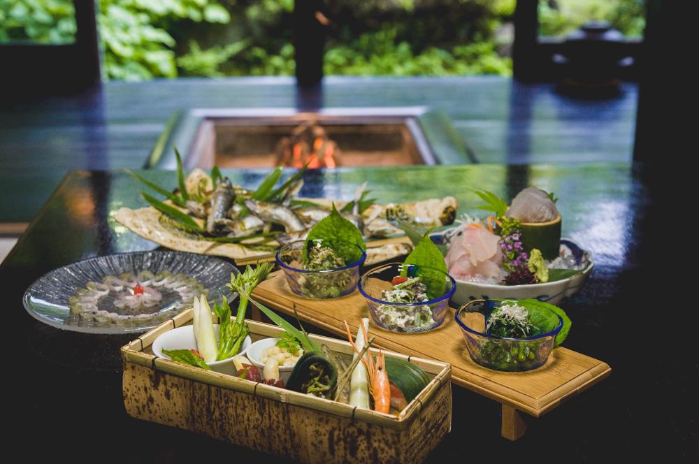 和田屋のお料理トップ