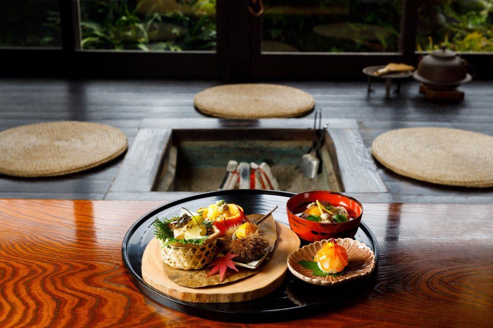 和田屋秋のお料理