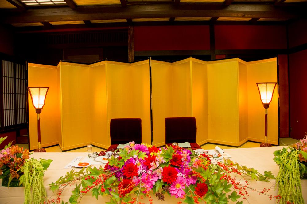 和田屋の婚礼