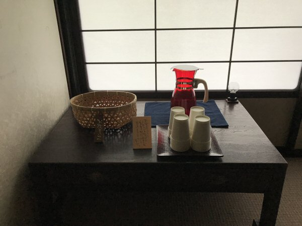 当屋は【泊まれる料理屋】でございます。