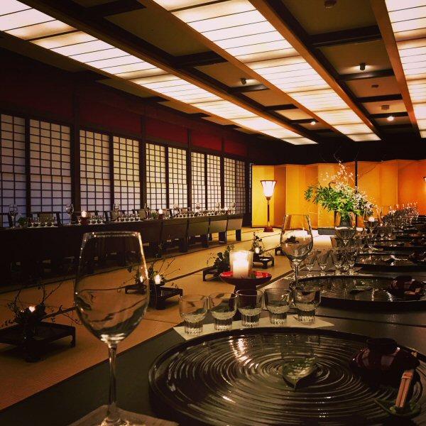 「和田屋のもよおし」大成功のちお開きへ。
